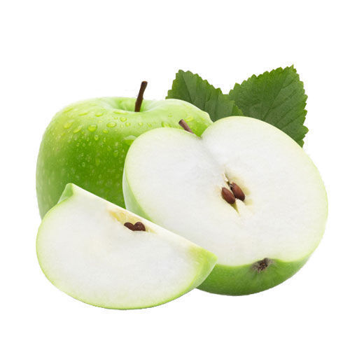 تصویر سیب سبز